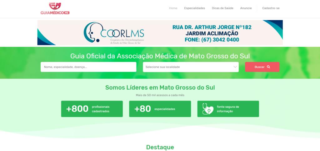 Guia Médico da MedGuias
