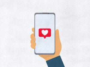perfil comercial no instagram